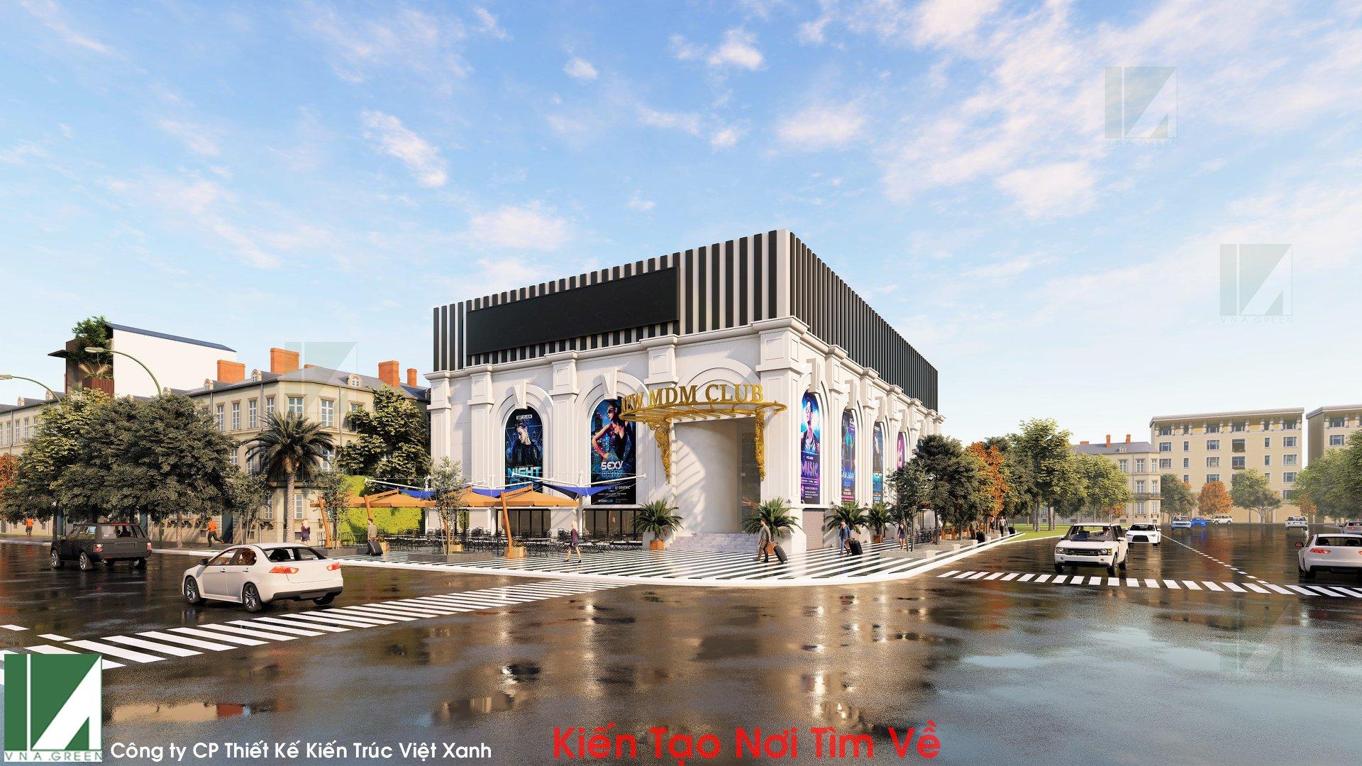 Mẫu Thiết Kế Bar New MDM Hải Phòng