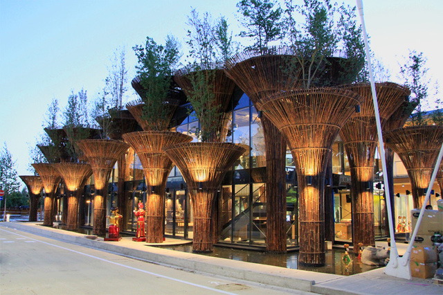 công trình kiến trúc xanh việt nam