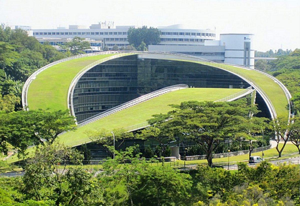 kiến trúc xanh việt nam