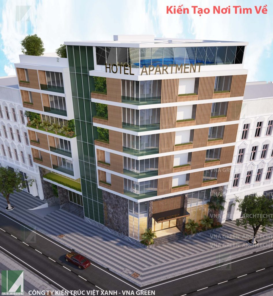 bản vẽ thiết kế khách sạn 3 sao