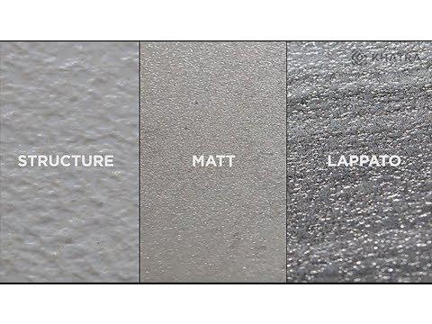 phân ,loại gạch granite theo bề mặt